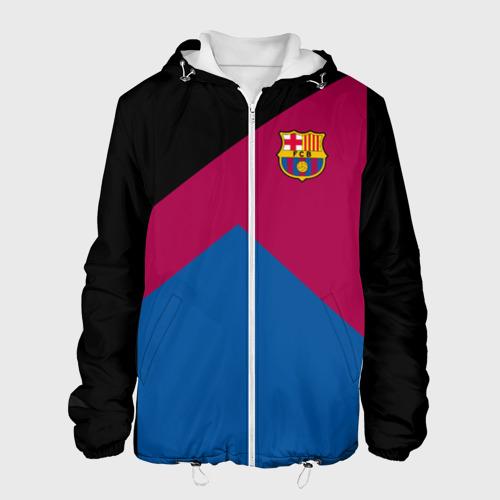 Мужская куртка 3D  Фото 01, FC Barcelona #9