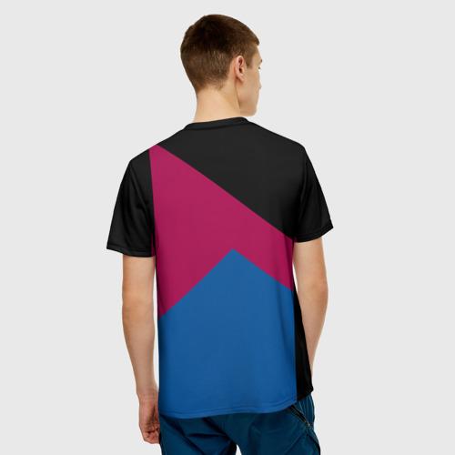 Мужская футболка 3D  Фото 02, FC Barcelona #9