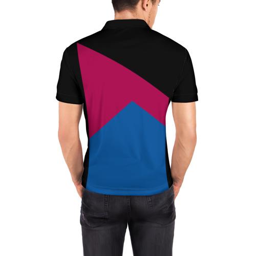 Мужская рубашка поло 3D  Фото 04, FC Barcelona #9