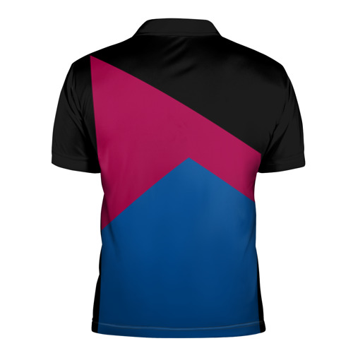 Мужская рубашка поло 3D  Фото 02, FC Barcelona #9
