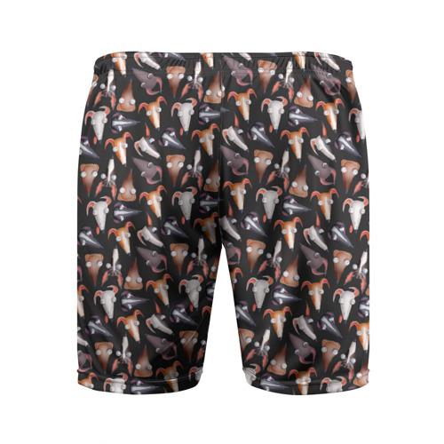 Мужские шорты 3D спортивные  Фото 02, Dogs