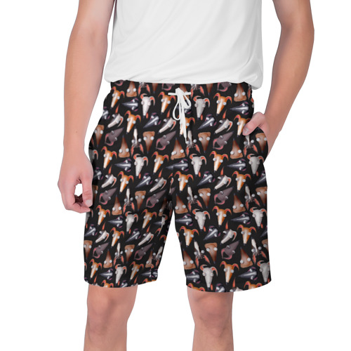 Мужские шорты 3D  Фото 01, Dogs