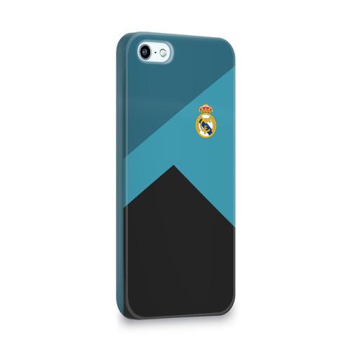 Чехол для Apple iPhone 5/5S 3D  Фото 02, Real Madrid 2018 #11