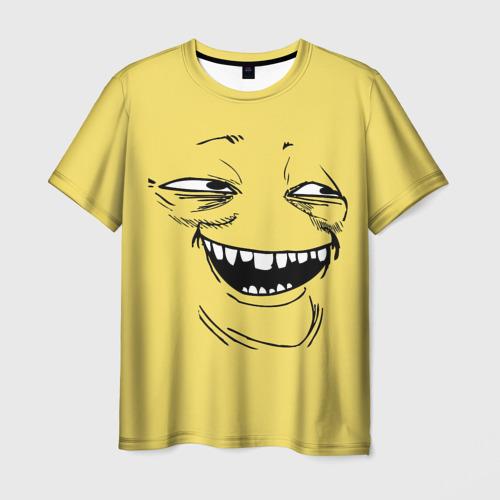 Мужская футболка 3D Yoba