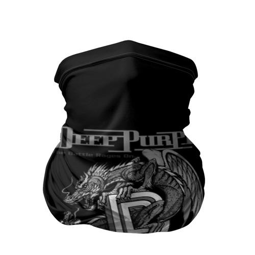 Бандана-труба 3D  Фото 01, Deep Purple