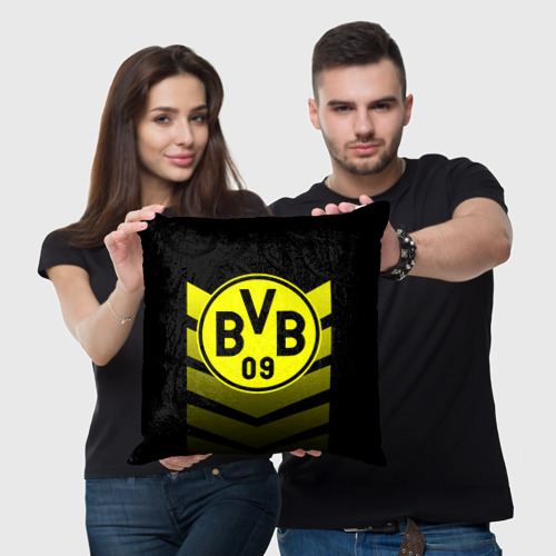 Подушка 3D  Фото 05, FC Borussia 2018 Original #15