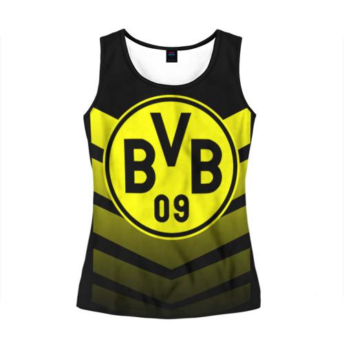 Женская майка 3D FC Borussia 2018 Original #15