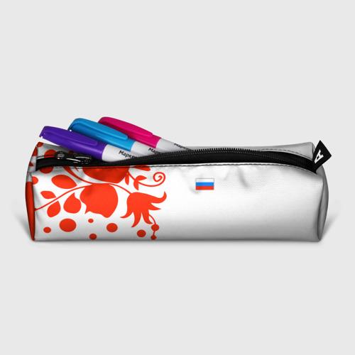 Пенал школьный 3D Russia - White Collection 2018 Фото 01