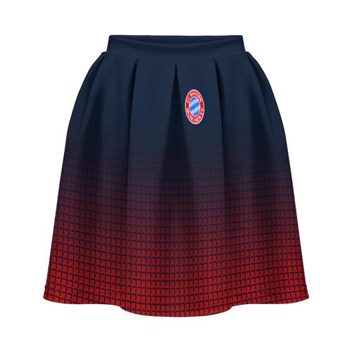 Юбка-солнце 3D FC Bayern 2018 Original #14