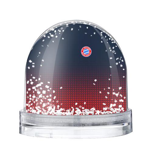Водяной шар со снегом FC Bayern 2018 Original #14