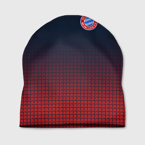 Шапка 3D FC Bayern 2018 Original #14