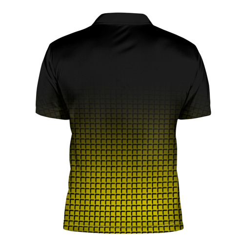 Мужская рубашка поло 3D  Фото 02, FC Borussia 2018 Original #1