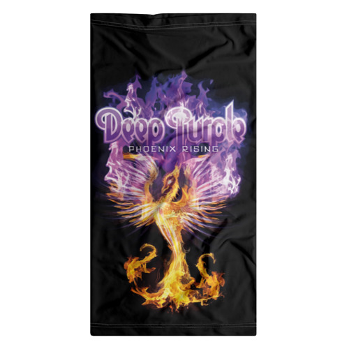 Бандана-труба 3D  Фото 07, Deep Purple
