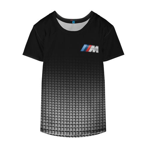Накидка на куртку 3D  Фото 04, BMW 2018 Black and White III