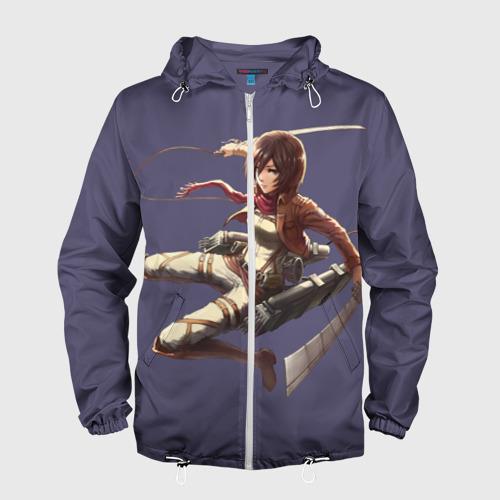 Mikasa Атака титанов