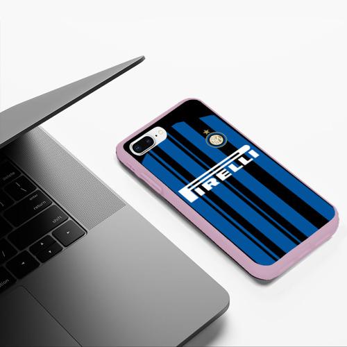 Чехол для iPhone 7Plus/8 Plus матовый Интер Форма Домашняя 17/18 Фото 01