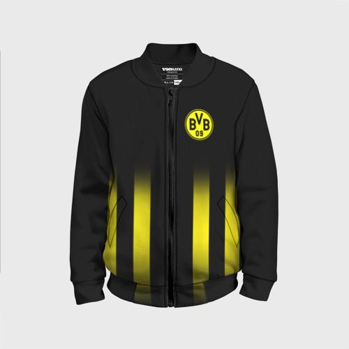 Детский бомбер 3D FC Borussia 2018 Line