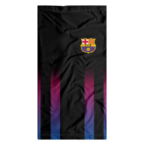 Бандана-труба 3D  Фото 07, FC Barcelona Color Line