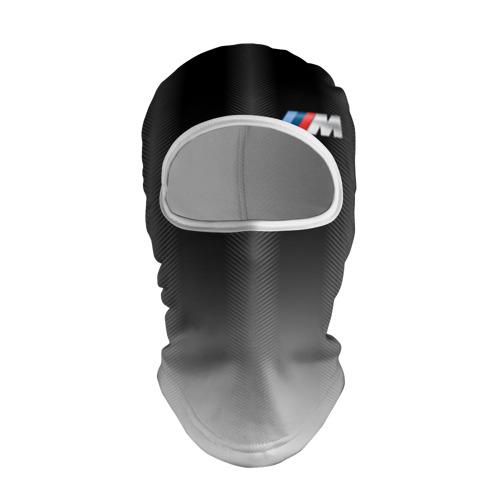 Балаклава 3D  Фото 01, BMW 2018 Black Gradient