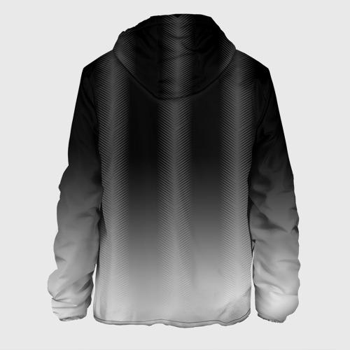 Мужская куртка 3D  Фото 02, BMW 2018 Black Gradient