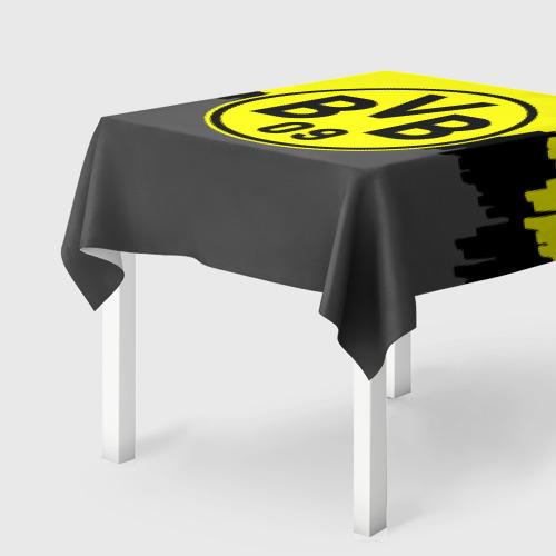Скатерть 3D  Фото 01, FC Borussia 2018 Paints