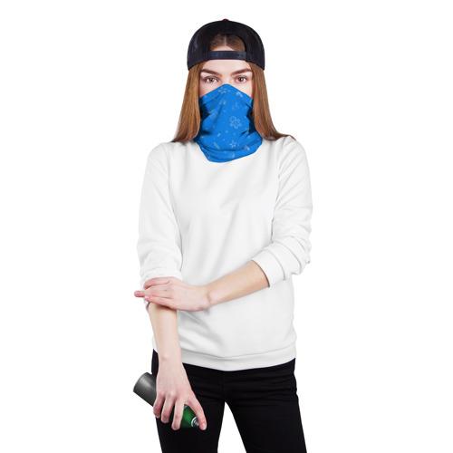 Бандана-труба 3D  Фото 02, Новогодний свитер