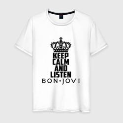 Keep calm and listen BJ