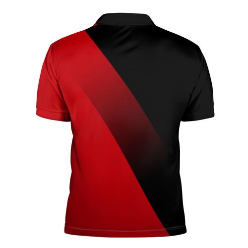 Мужская рубашка поло 3D  Фото 02, Manchester United Элита