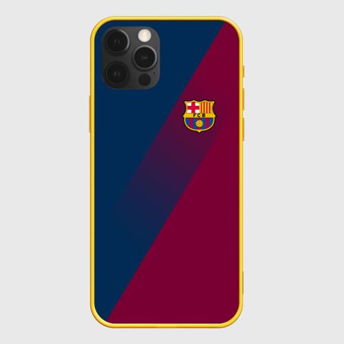 Чехол для iPhone 12 Pro FC BARCELONA (BARCA) | ФК БАРСЕЛОНА Фото 01