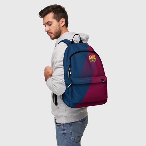 Рюкзак 3D FC Barcelona 2018 Элита Фото 01