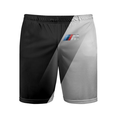 Мужские шорты 3D спортивные BMW 2018 Элита