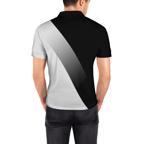 Мужская рубашка поло 3D  Фото 04, BMW 2018 Элита