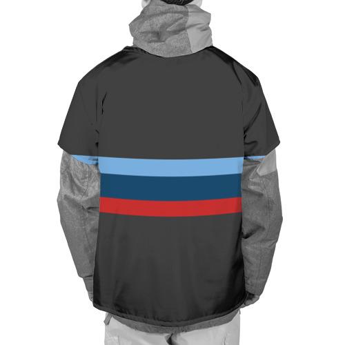 Накидка на куртку 3D  Фото 02, BMW 2018 M Sport
