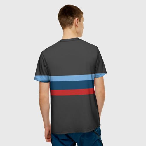 Мужская футболка 3D  Фото 02, BMW 2018 M Sport