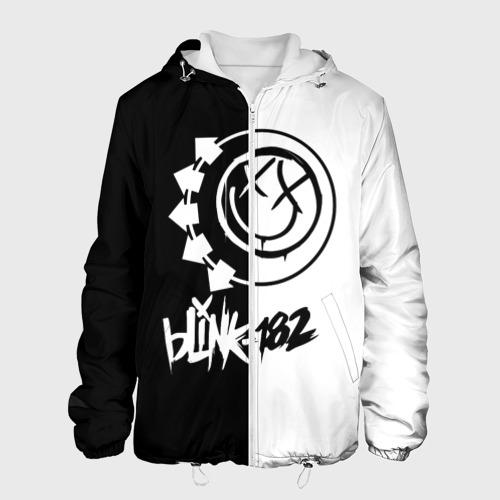 Мужская куртка 3D  Фото 01, Blink-182