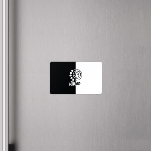 Магнит виниловый Visa  Фото 04, Blink-182