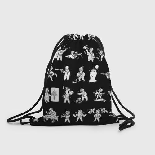 Рюкзак-мешок 3D  Фото 01, Фоллаут : Перки