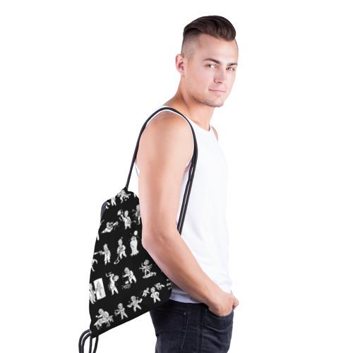Рюкзак-мешок 3D  Фото 03, Фоллаут : Перки