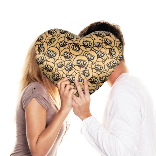 Подушка 3D сердце  Фото 03, MEME ME GUSTA