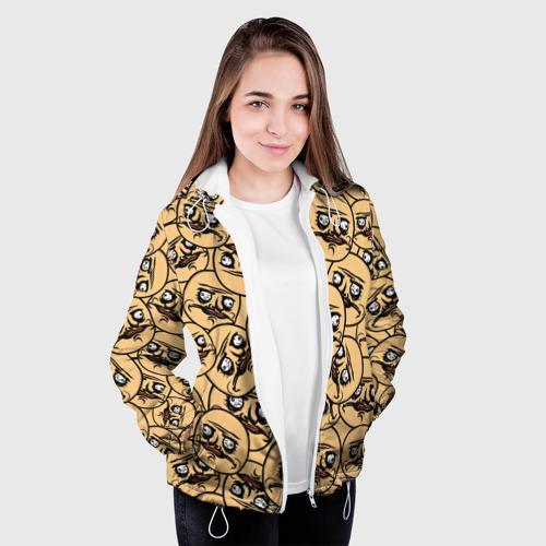 Женская куртка 3D  Фото 04, MEME ME GUSTA