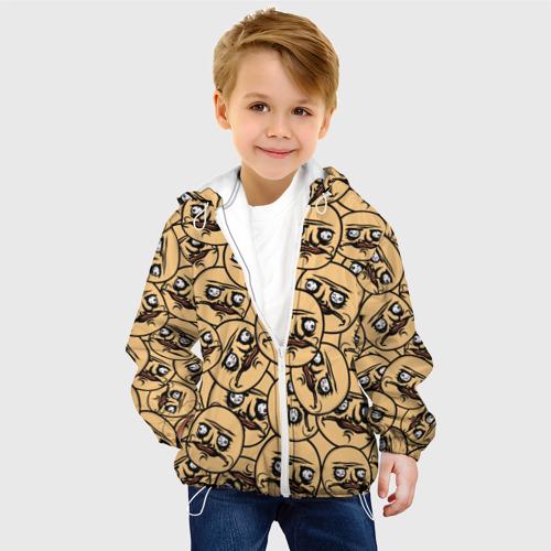 Детская куртка 3D  Фото 03, MEME ME GUSTA