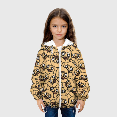 Детская куртка 3D  Фото 04, MEME ME GUSTA