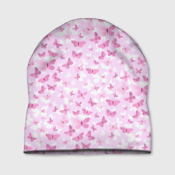 Розовые бабочки