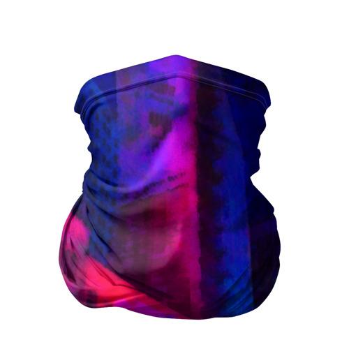 Бандана-труба 3D Neon city Фото 01