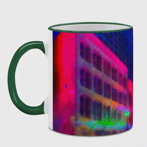 Кружка с полной запечаткой Neon city Фото 01