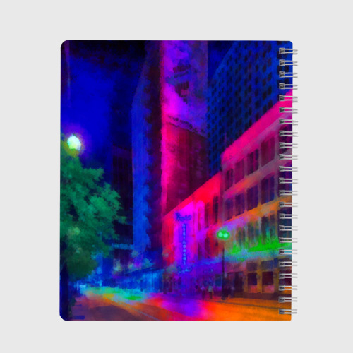 Тетрадь Neon city Фото 01