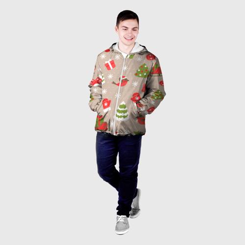 Мужская куртка 3D  Фото 03, К нам стучится Новый год!