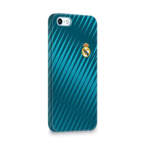 Чехол для Apple iPhone 5/5S 3D  Фото 02, Real Madrid 2018 Sportwear