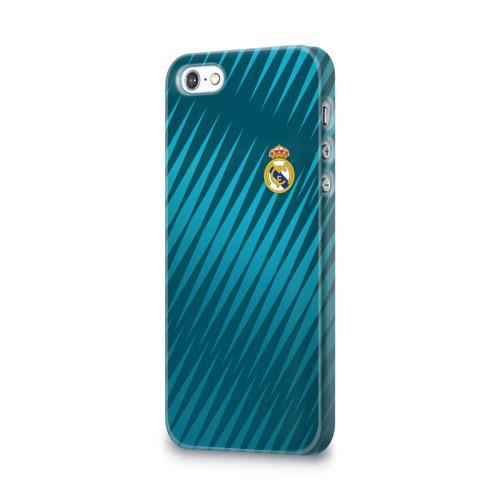 Чехол для Apple iPhone 5/5S 3D  Фото 03, Real Madrid 2018 Sportwear