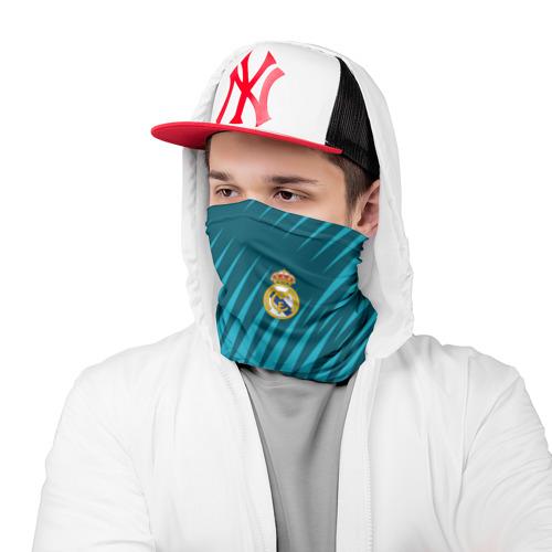 Бандана-труба 3D  Фото 03, Real Madrid 2018 Sportwear
